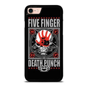 FIVE FINGER DEATH PUNCH Cover iPhone 8