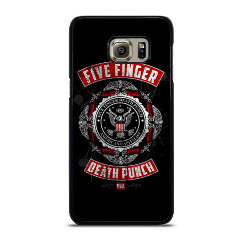 coque custodia cover fundas hoesjes j3 J5 J6 s20 s10 s9 s8 s7 s6 s5 plus edge D24115 FIVE FINGER DEATH PUNCH Samsung Galaxy S6 Edge Plus Case