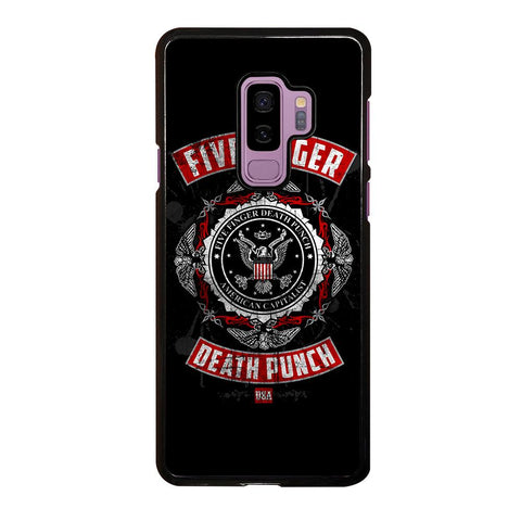 coque custodia cover fundas hoesjes j3 J5 J6 s20 s10 s9 s8 s7 s6 s5 plus edge D24121 FIVE FINGER DEATH PUNCH Samsung Galaxy S9 Plus Case