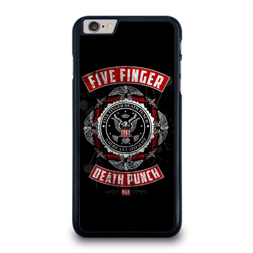 FIVE FINGER DEATH PUNCH 2 Cover iPhone 6 / 6S Plus