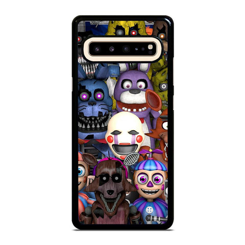 coque custodia cover fundas hoesjes j3 J5 J6 s20 s10 s9 s8 s7 s6 s5 plus edge D24127 FIVE NIGHTS AT FREDDY'S FNAF Samsung Galaxy S10 5G Case