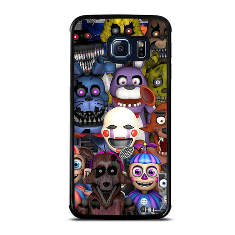 coque custodia cover fundas hoesjes j3 J5 J6 s20 s10 s9 s8 s7 s6 s5 plus edge D24132 FIVE NIGHTS AT FREDDY'S FNAF Samsung Galaxy S6 Edge Case