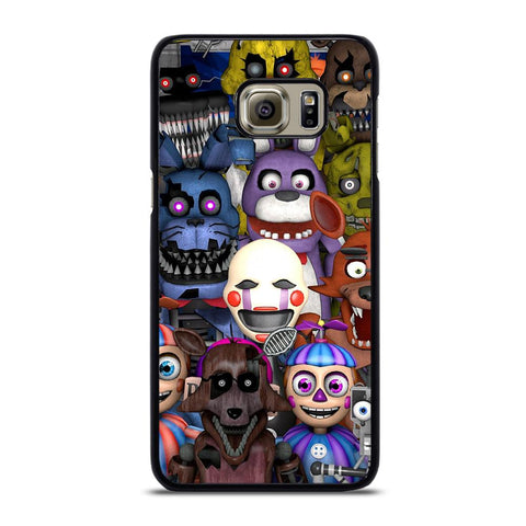 coque custodia cover fundas hoesjes j3 J5 J6 s20 s10 s9 s8 s7 s6 s5 plus edge D24133 FIVE NIGHTS AT FREDDY'S FNAF Samsung Galaxy S6 Edge Plus Case