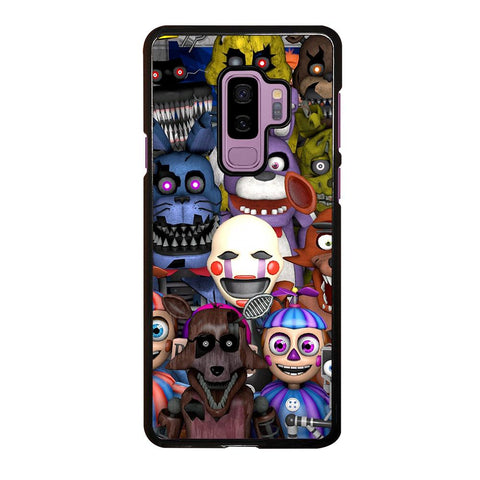 coque custodia cover fundas hoesjes j3 J5 J6 s20 s10 s9 s8 s7 s6 s5 plus edge D24139 FIVE NIGHTS AT FREDDY'S FNAF Samsung Galaxy S9 Plus Case