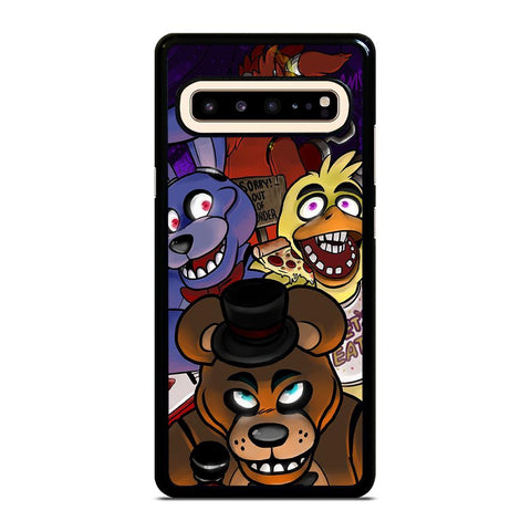 coque custodia cover fundas hoesjes j3 J5 J6 s20 s10 s9 s8 s7 s6 s5 plus edge D24143 FIVE NIGHTS AT FREDDY'S HOT #1 Samsung Galaxy S10 5G Case