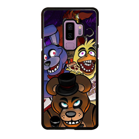 coque custodia cover fundas hoesjes j3 J5 J6 s20 s10 s9 s8 s7 s6 s5 plus edge D24152 FIVE NIGHTS AT FREDDY'S HOT #1 Samsung Galaxy S9 Plus Case