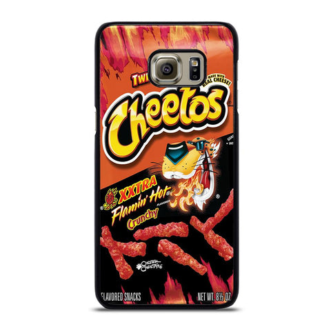 coque custodia cover fundas hoesjes j3 J5 J6 s20 s10 s9 s8 s7 s6 s5 plus edge D24183 FLAMIN HOT CHEETOS XXTRA Samsung Galaxy S6 Edge Plus Case