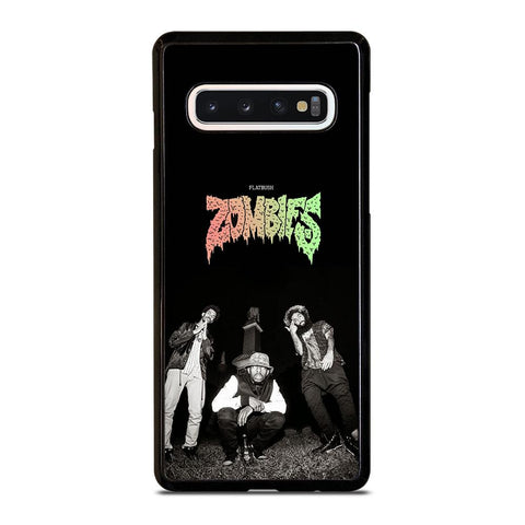 coque custodia cover fundas hoesjes j3 J5 J6 s20 s10 s9 s8 s7 s6 s5 plus edge D24194 FLATBUSH ZOMBIES #1 Samsung Galaxy S10 Case