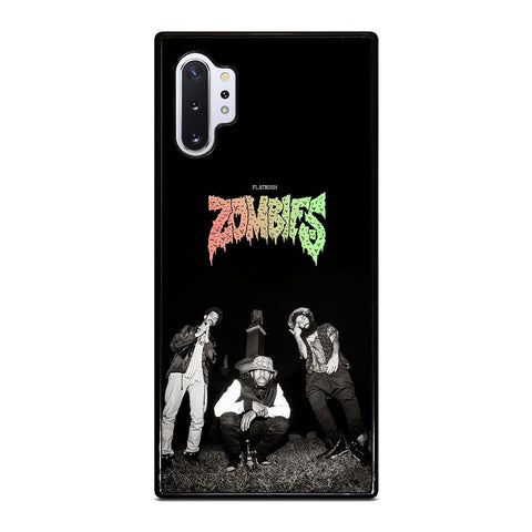 coque custodia cover fundas hoesjes j3 J5 J6 s20 s10 s9 s8 s7 s6 s5 plus edge D24191 FLATBUSH ZOMBIES #1 Samsung Galaxy Note 10 Plus Case