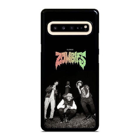 coque custodia cover fundas hoesjes j3 J5 J6 s20 s10 s9 s8 s7 s6 s5 plus edge D24193 FLATBUSH ZOMBIES #1 Samsung Galaxy S10 5G Case