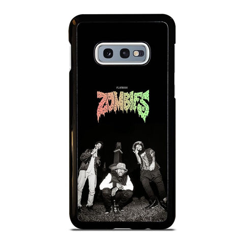 coque custodia cover fundas hoesjes j3 J5 J6 s20 s10 s9 s8 s7 s6 s5 plus edge D24195 FLATBUSH ZOMBIES #1 Samsung Galaxy S10 e Case