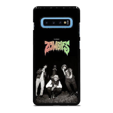 coque custodia cover fundas hoesjes j3 J5 J6 s20 s10 s9 s8 s7 s6 s5 plus edge D24196 FLATBUSH ZOMBIES #1 Samsung Galaxy S10 Plus Case