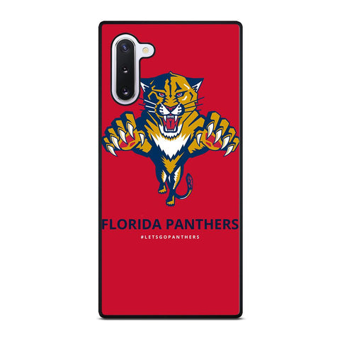 coque custodia cover fundas hoesjes j3 J5 J6 s20 s10 s9 s8 s7 s6 s5 plus edge D24259 FLORIDA PANTHERS NHL HOCKEY Samsung Galaxy Note 10 Case