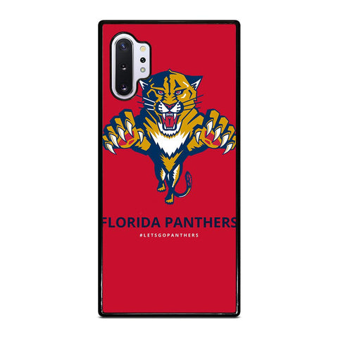 coque custodia cover fundas hoesjes j3 J5 J6 s20 s10 s9 s8 s7 s6 s5 plus edge D24260 FLORIDA PANTHERS NHL HOCKEY Samsung Galaxy Note 10 Plus Case