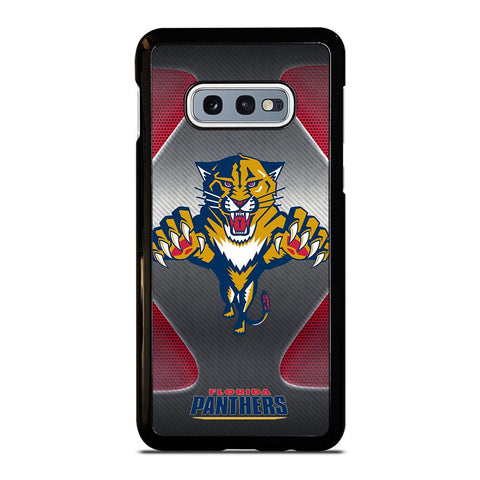 coque custodia cover fundas hoesjes j3 J5 J6 s20 s10 s9 s8 s7 s6 s5 plus edge D24244 FLORIDA PANTHERS NHL HOCKEY #5 Samsung Galaxy S10 e Case