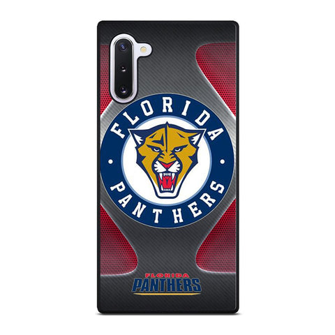 coque custodia cover fundas hoesjes j3 J5 J6 s20 s10 s9 s8 s7 s6 s5 plus edge D24248 FLORIDA PANTHERS NHL HOCKEY #6 Samsung Galaxy Note 10 Case