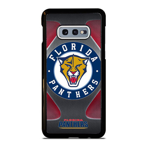 coque custodia cover fundas hoesjes j3 J5 J6 s20 s10 s9 s8 s7 s6 s5 plus edge D24254 FLORIDA PANTHERS NHL HOCKEY #6 Samsung Galaxy S10 e Case