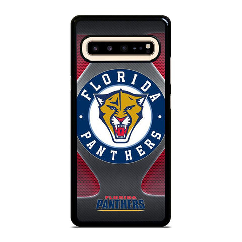 coque custodia cover fundas hoesjes j3 J5 J6 s20 s10 s9 s8 s7 s6 s5 plus edge D24252 FLORIDA PANTHERS NHL HOCKEY #6 Samsung Galaxy S10 5G Case