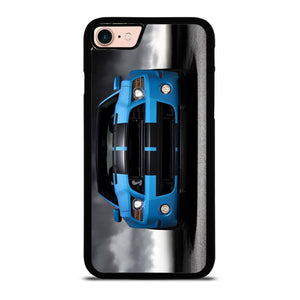 FORD MUSTANG BLUE Cover iPhone 8