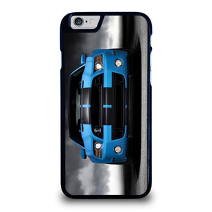 FORD MUSTANG BLUE Cover iPhone 6 / 6S
