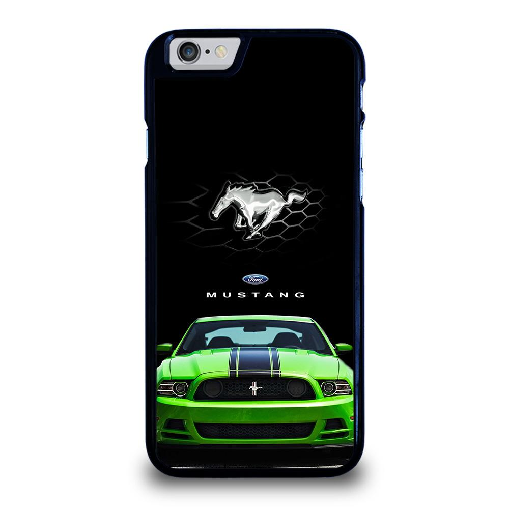 FORD MUSTANG CAR GREEN Cover iPhone 6 / 6S