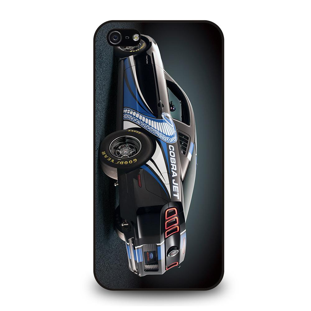 FORD MUSTANG COBRA JET 11 Cover iPhone 5 / 5S / SE