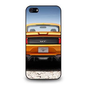 FORD MUSTANG GT SPOILER Cover iPhone 5 / 5S / SE