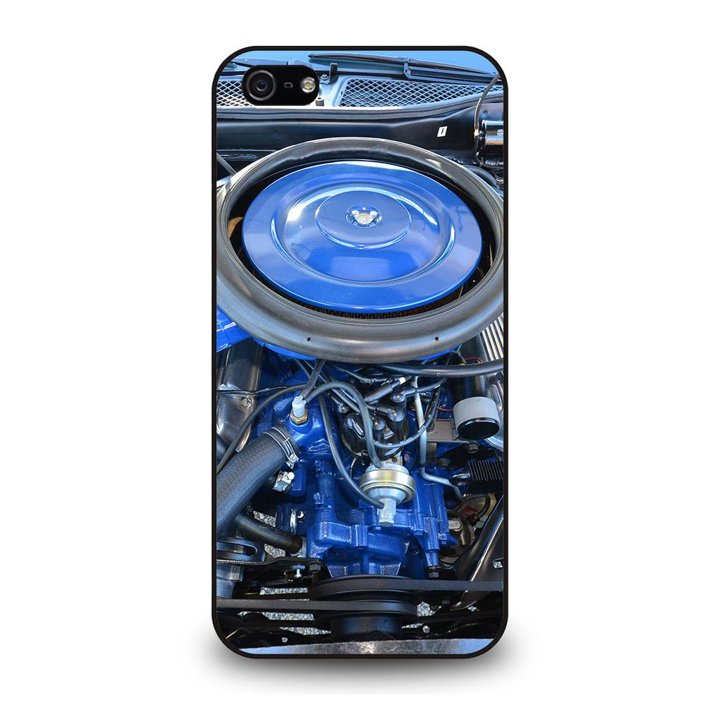 FORD MUSTANG MACH Cover iPhone 5 / 5S / SE