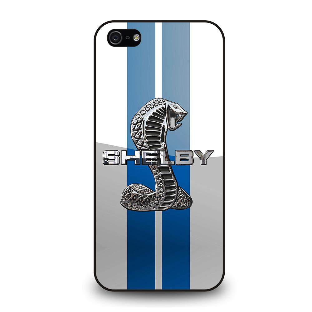 FORD SHELBY COBRA BADGE Cover iPhone 5 / 5S / SE