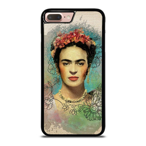 FRIDA KAHLO 3 Cover iPhone 8 Plus,cover iphone 8 plus gocase cover iphone 8 plus miniinthebox,FRIDA KAHLO 3 Cover iPhone 8 Plus