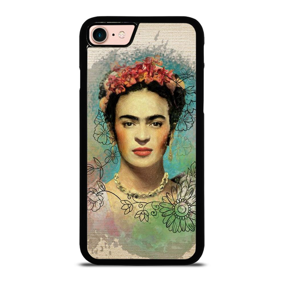 FRIDA KAHLO 3 Cover iPhone 8