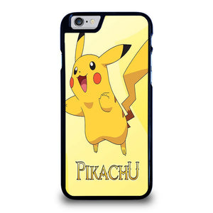 FUNNY CUTE PIKACHU POKEMON Cover iPhone 6 / 6S