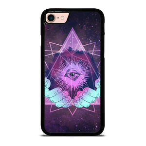 GALAXY ILLUMINATI Cover iPhone 8