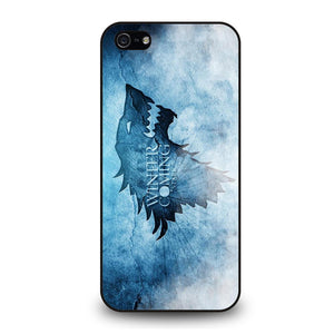 GAME OF THRONES STARK Cover iPhone 5 / 5S / SE