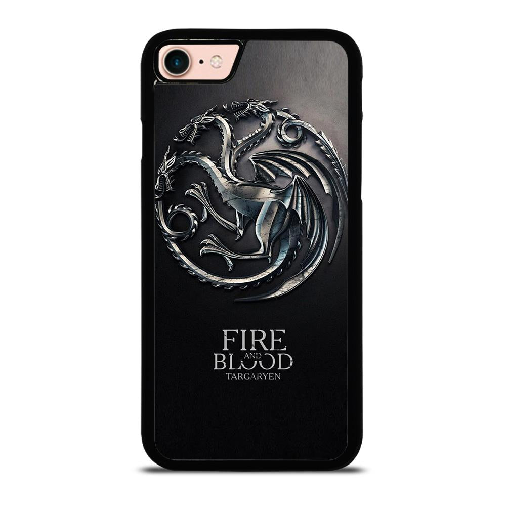 GAME OF THRONES TARGARYEN Cover iPhone 8
