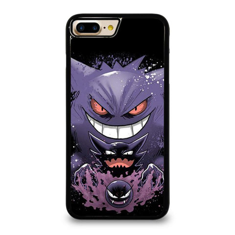 GENGAR POKEMON 3 Cover iPhone7 Plus