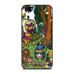 GRATEFUL DEAD DANCING BEARS 2 Cover iPhone 5 / 5S / SE