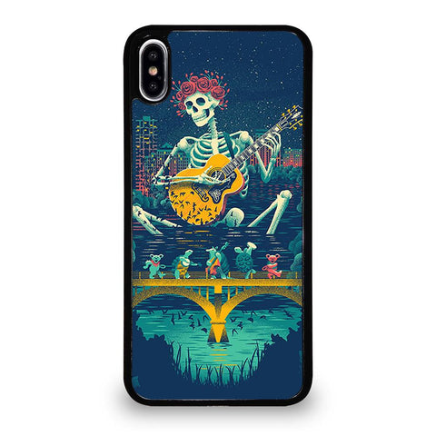 GRATEFUL DEAD ROSE Cover iPhone XS Max,recensione cover iphone xs max apple jual cover iphone xs max,GRATEFUL DEAD ROSE Cover iPhone XS Max