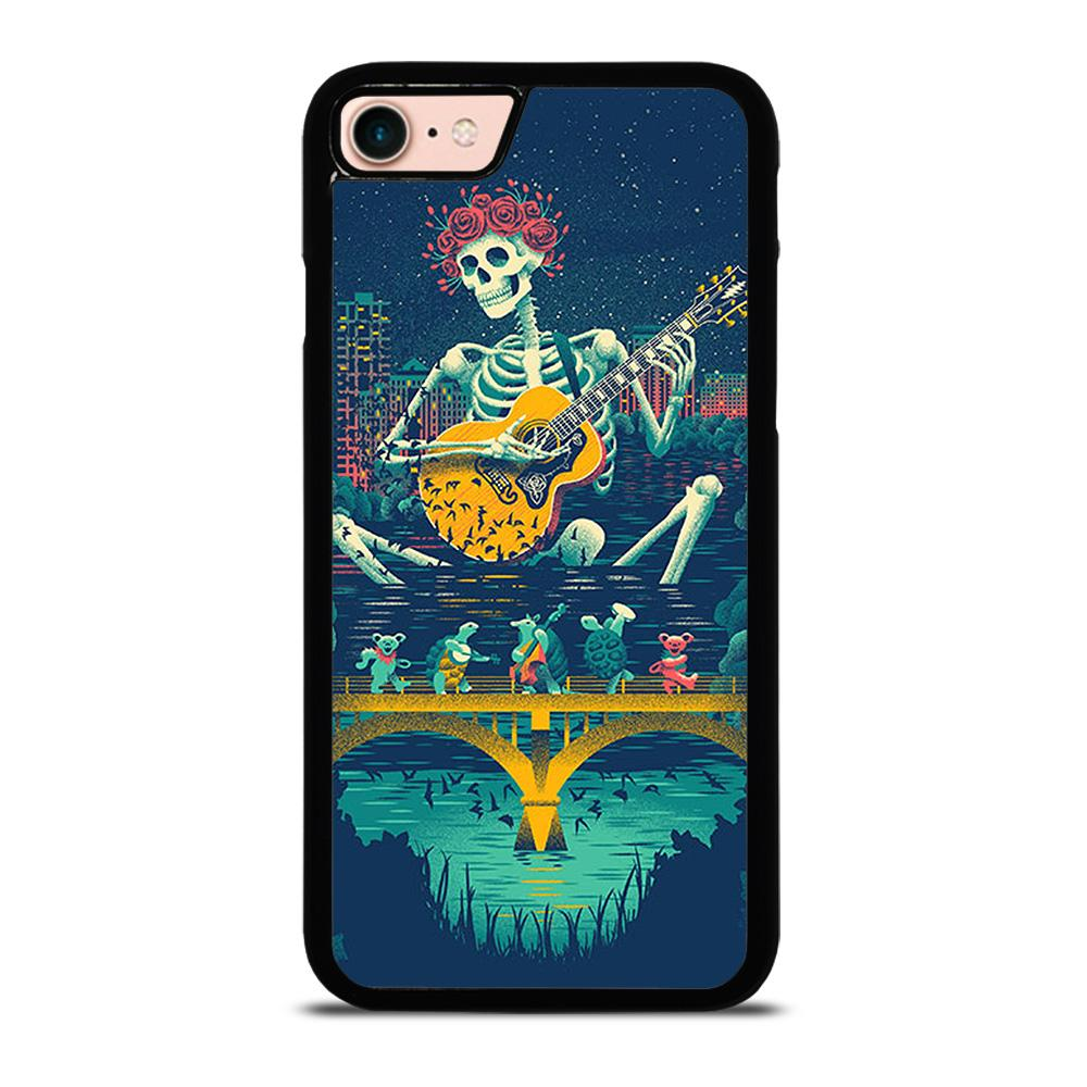 GRATEFUL DEAD ROSE Cover iPhone 8