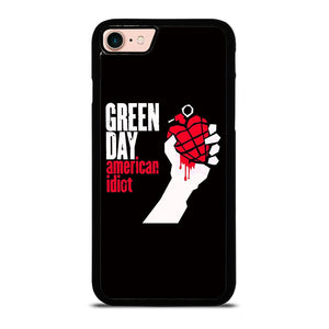 GREEN DAY AMERICAN IDIOT Cover iPhone 8