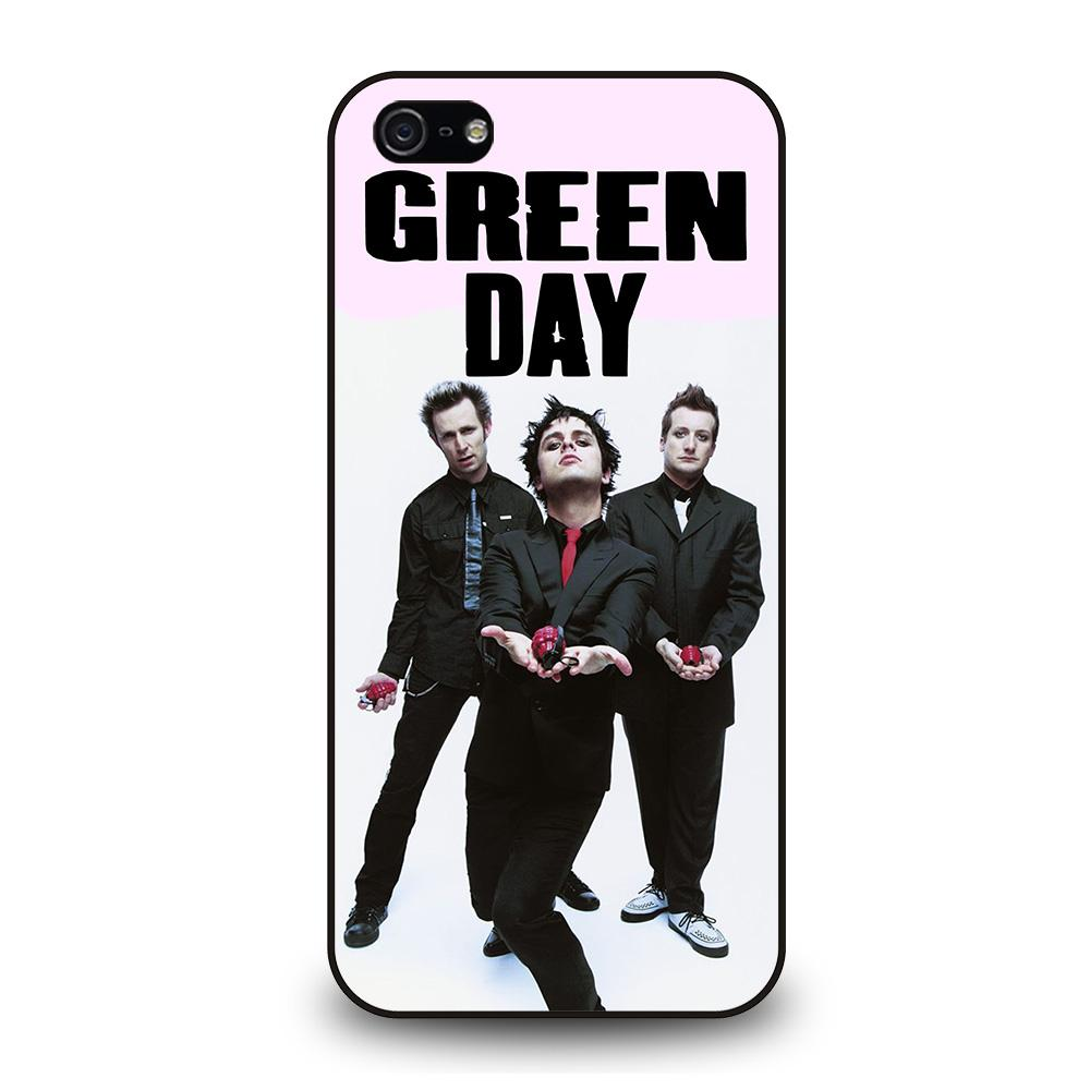 GREEN DAY Grenade Cover iPhone 5 / 5S / SE