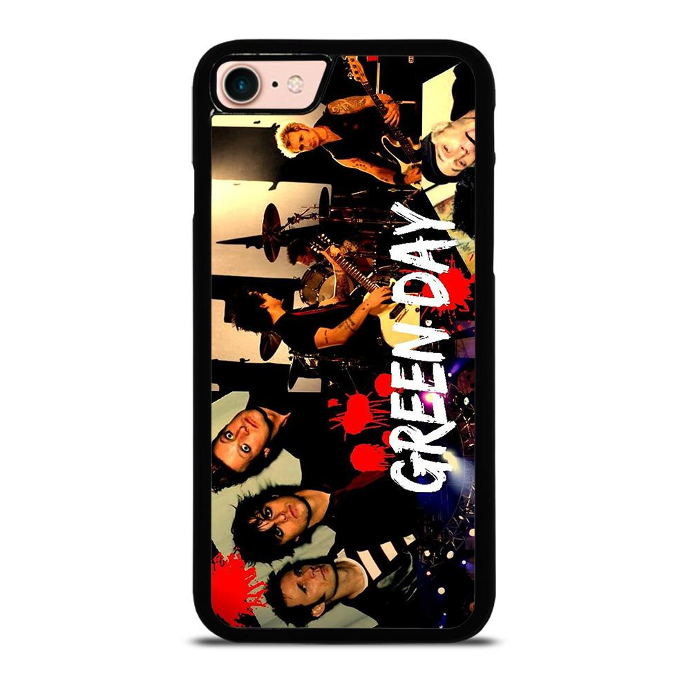 GREEN DAY ROCK BAND Cover iPhone 8