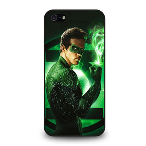 GREEN LANTERN DC Cover iPhone 5 / 5S / SE