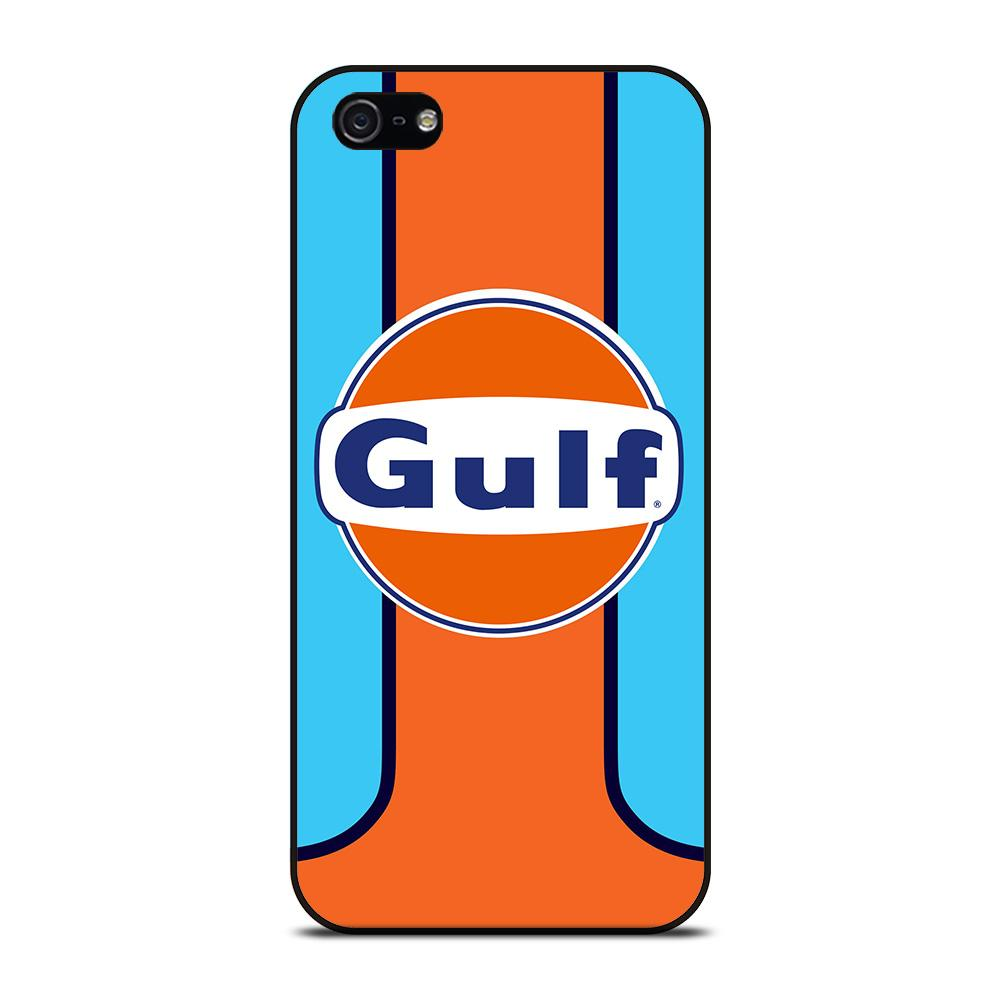 GULF OIL MOTOR Cover iPhone 5 / 5S / SE