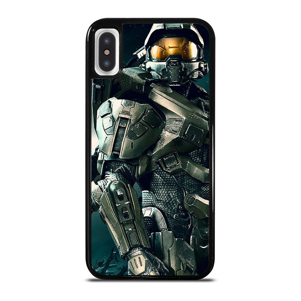 HALO 4 GUY cover iPhone X / XS,cover iphone x victoria secret how to cover iphone x notch,HALO 4 GUY cover iPhone X / XS