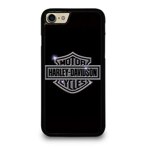 HARLEY DAVIDSON LOGO BLACK Cover iPhone 7