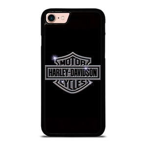 HARLEY DAVIDSON LOGO BLACK Cover iPhone 8