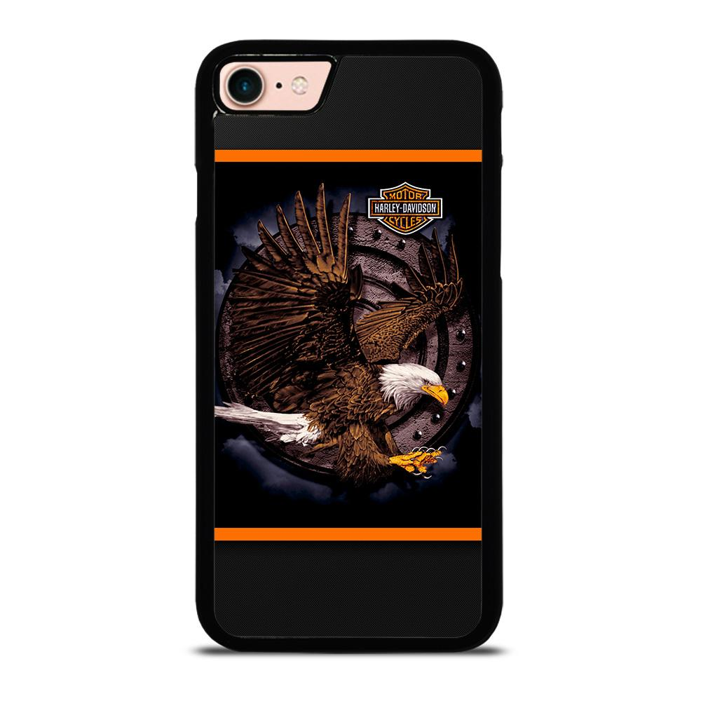 HARLEY DAVIDSON LOGO EAGLE Cover iPhone 8