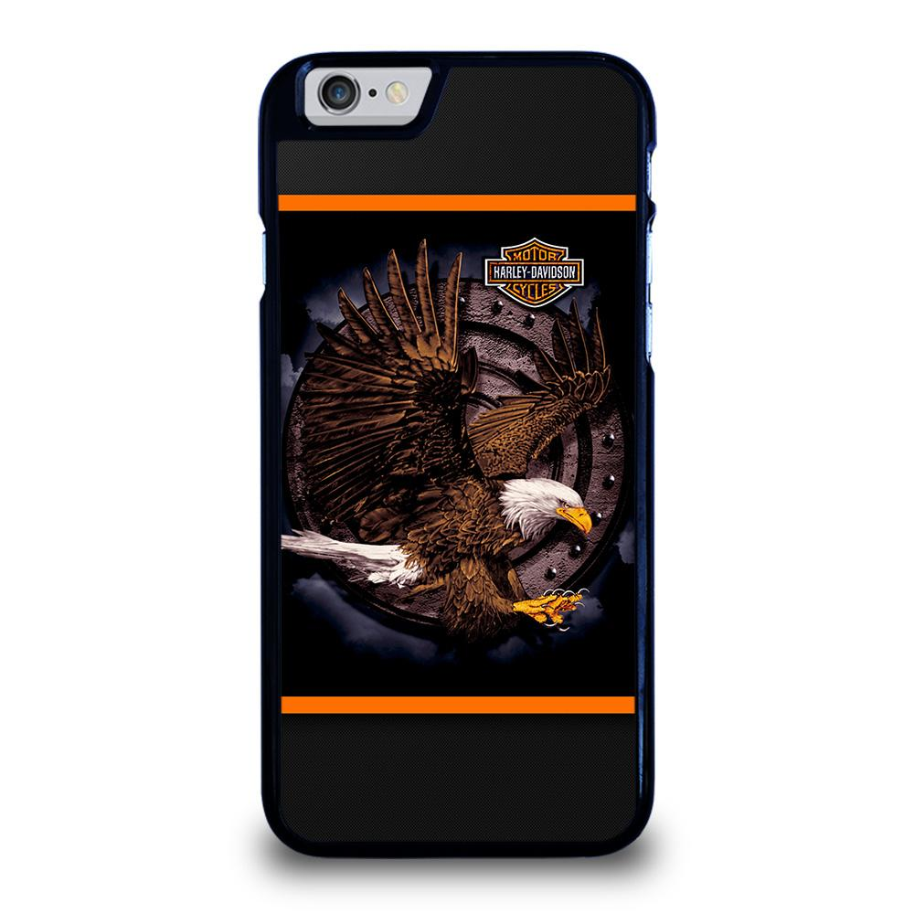 HARLEY DAVIDSON LOGO EAGLE Cover iPhone 6 / 6S