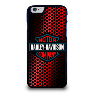 HARLEY DAVIDSON LOGO RED Cover iPhone 6 / 6S